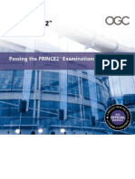 Passing The Prince2 Examinations Pdf