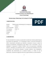Programa Epistemologia y Met. Inv.