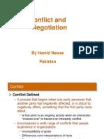 Module 7 Conflict Management & Negotiation