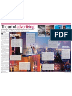 The art of advertising - May 2012