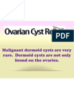 Ovarian Cyst Relief