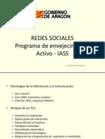 Redes Sociales 2012 Barbastro 2