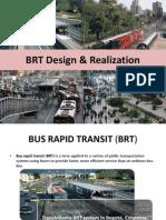 Bus Rapid Transit (BRT) Design