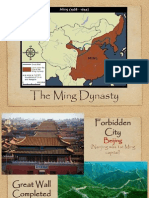 L28_Slides-China Limits Contact- The Ming Dynasty & Cheng He