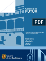 recortes 2012