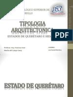 TIPOLOGIA ARQUITECTONICA
