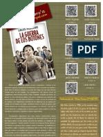 Pósters para la promoción de la lectura con códigos QR