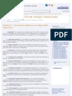 Conceptos Básicos en Seguridad Industrial
