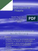 Sesion 1 Conceptos Basicos de Filosofia