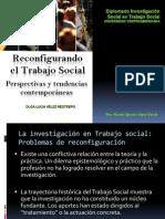 Reconfigurando El Trabajo Social