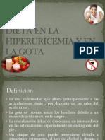 Dieta en La Hi Peru Rice Mia y en La Gota
