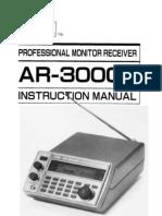 Ar3000a Manual e