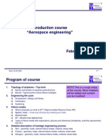 Intro Course Aerospace Wajdi