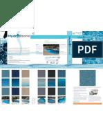 2011 HydroStone & Water Color Guide