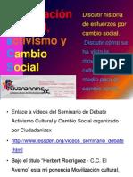 Herbert Rodriguez Arte y Activismo