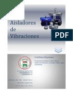 Aisladores de Vibraciones