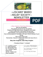 May 2012 RS Newsletter
