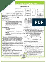 OmniMeter Universal Smart Meter User Manual EKM Metering
