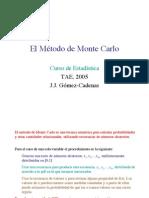 Metodo Monte Carlo