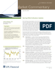 Weekly Market Commentary 4-30-12