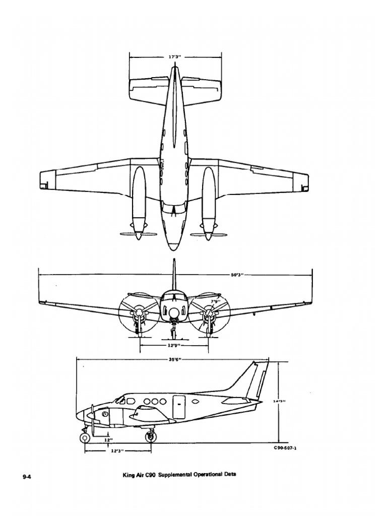 kingair c90 flight manual[1] Beechcraft King Air 400 at Beechcraft C90 Wiring Diagram