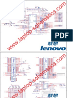 Lenovo Laptop Motherboard Schematic Diagram