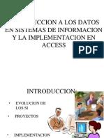 Pd0 Introduccion - Datos en Sistemas 1 2012