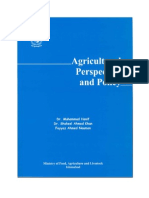 Agriculture Perspective & Policy
