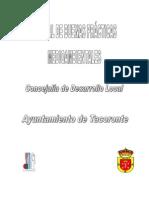 MANUAL DE BUENAS PRÁCTICAS AMBIENTALES