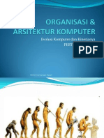 Perkuliahan 2 - Organisasi Sistem Komputer