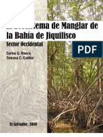 El Ecosistema de Manglar de la Bahía de Jiquilisco