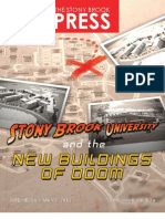 The Stony Brook Press - Volume 33, Issue 14