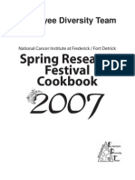 2007 EDT Cookbook