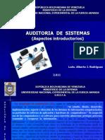 Modelo Auditoria de Sistemas (Unidad 1)