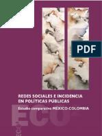Redes Sociales e Incidencia en Políticas Públicas