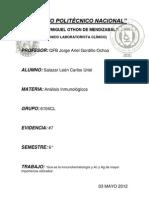 Inmunohematologia eritrocitaria