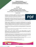 DIPLOMADO POLÍTICAS JUVENILES DESDE LOS DERECHOS DE LxS JÓVENES