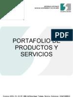 Port a Folio de Productos y Servicios