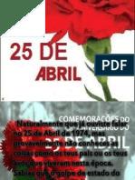 25 de Abril Trabalho_Carvoeira