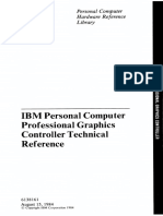 Technical Reference Options and Adapters Volume 3
