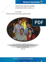 Informe Misionero a Marzo 2012 - Pereira