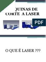 Apresentação Corte Laser