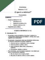 HPW_Aristóteles_01_O que é a retórica_port
