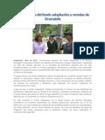 Visita Técnica del Fondo Adaptación a veredas de Gramalote