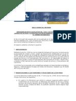 Area Comercial Informa - Dleg Lavado Activos
