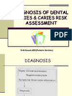 Cbabdental Caries 4-Caries Diagnosis and Risk Assessment