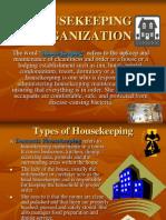 Housekeeping Organization