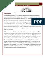 Newsletter - May 2012 Rev