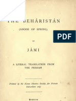 The Behâristân (Abode of Spring) by Jâmi, A Literal Translation from the Persian.pdf