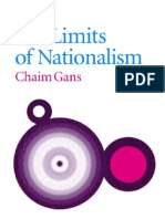 Limits of Nationalism